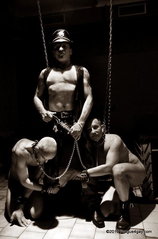Master and his slaves