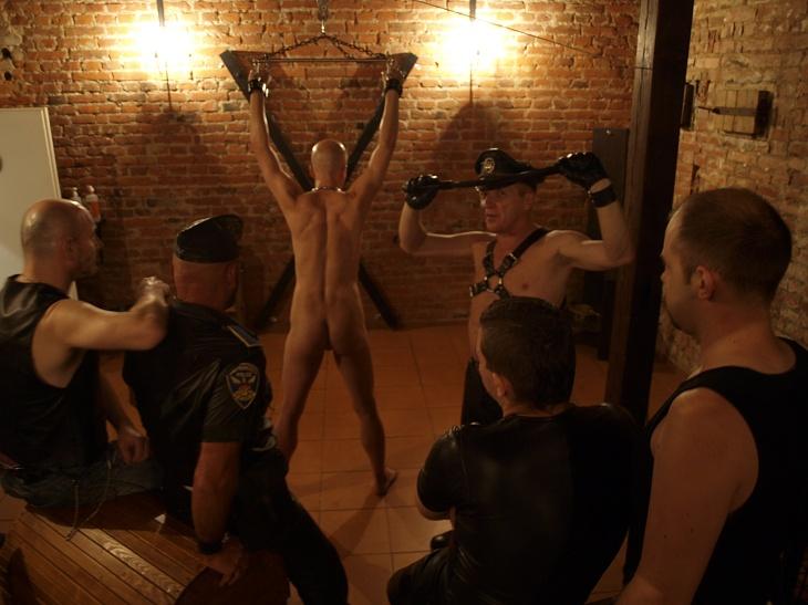 BDSM show